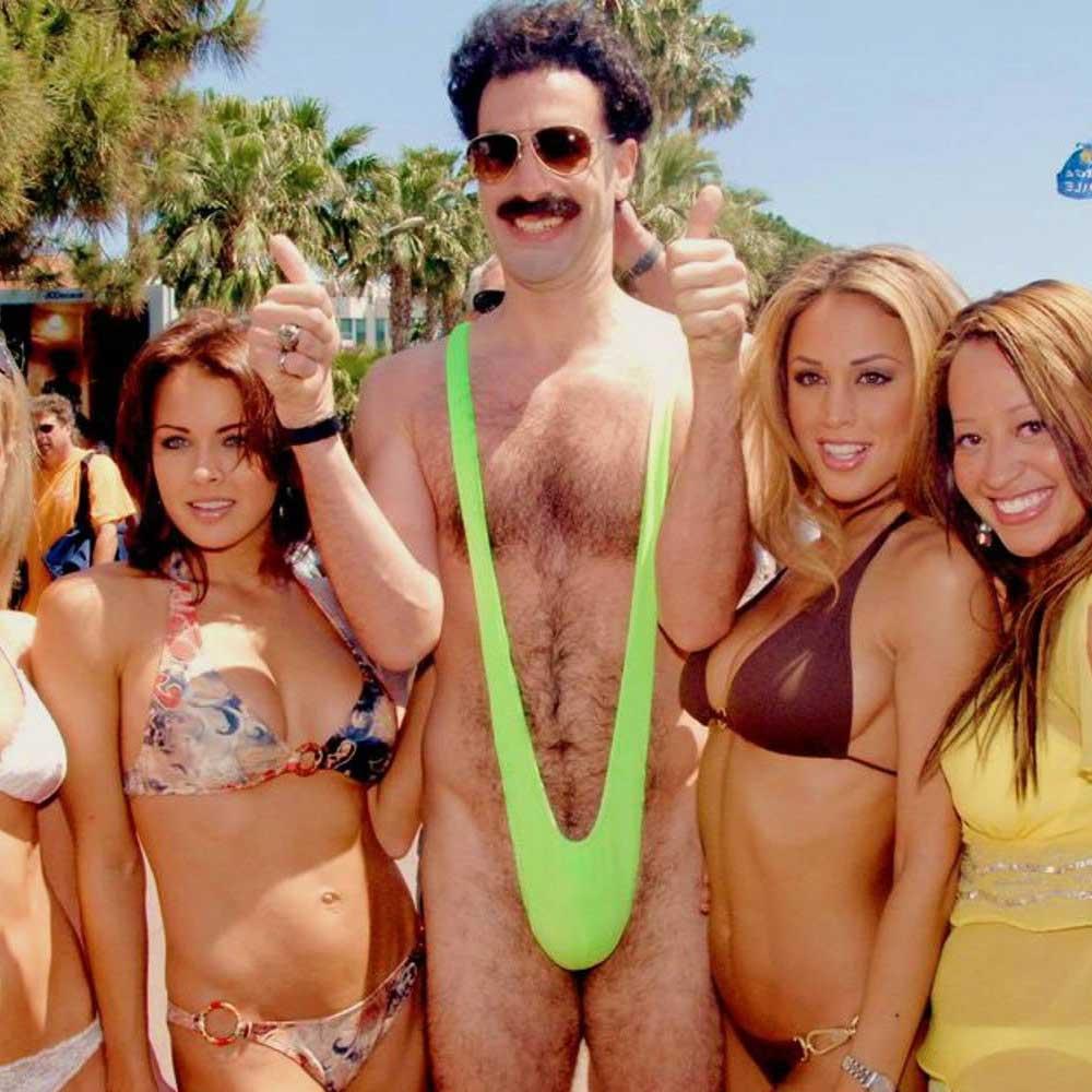 Dagaanbieding - Borat Mankini dagelijkse aanbiedingen