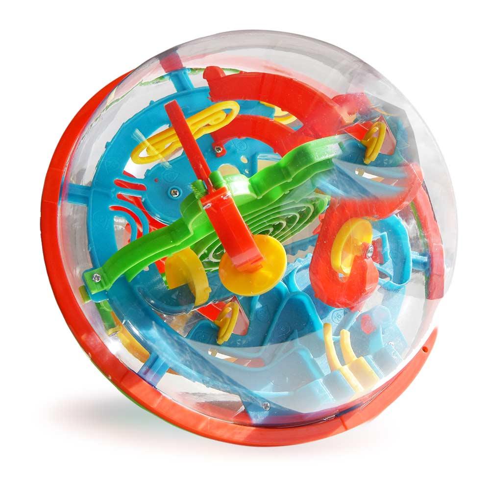 3D puzzelbal voor urenlang plezier!