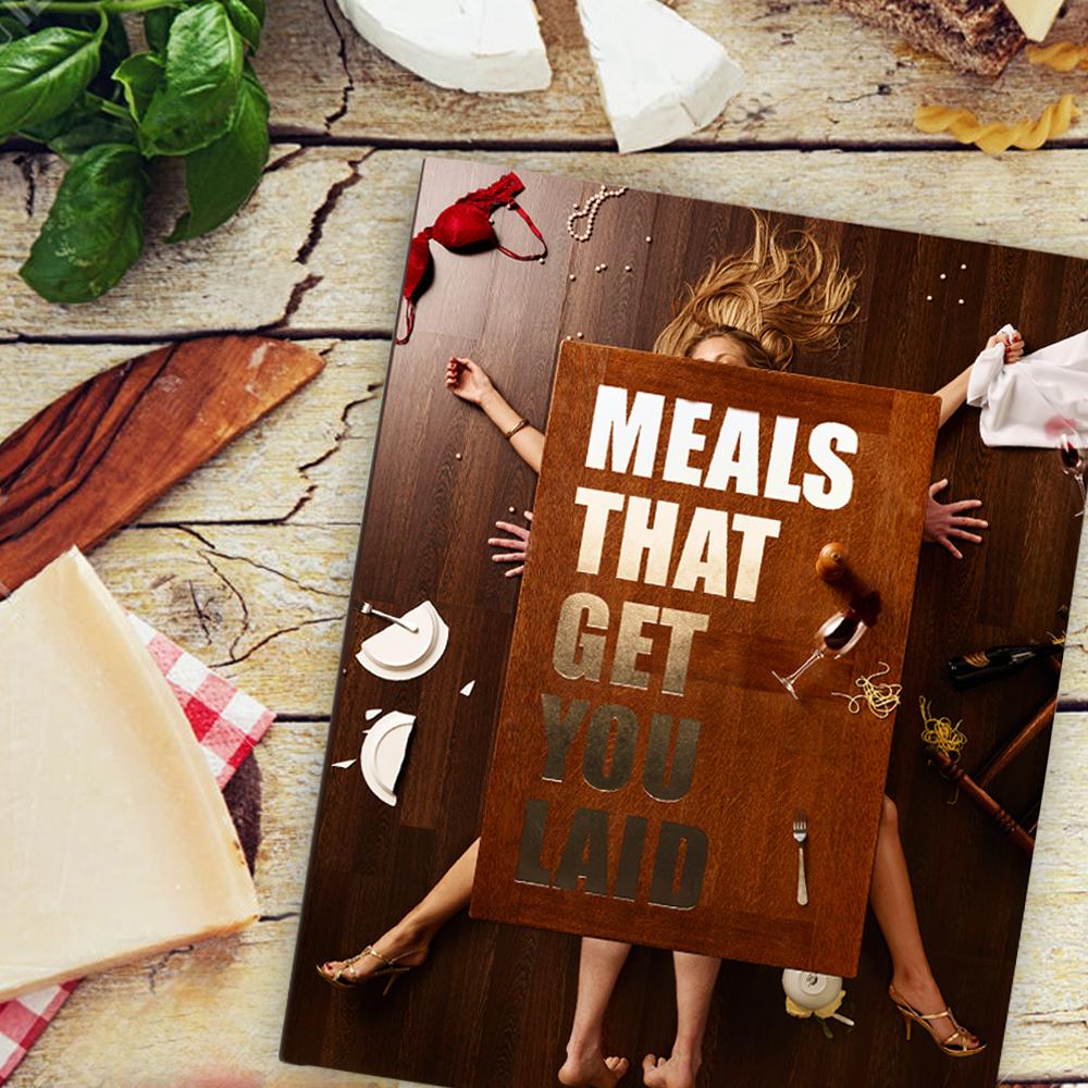 Meals that get you laid kookboek
