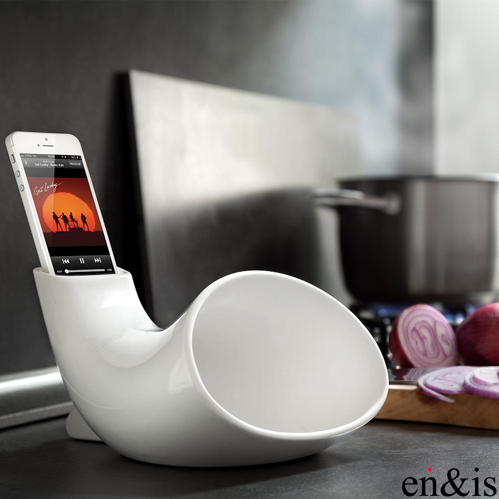 accessoires Mini Mégaphone iPhone 5