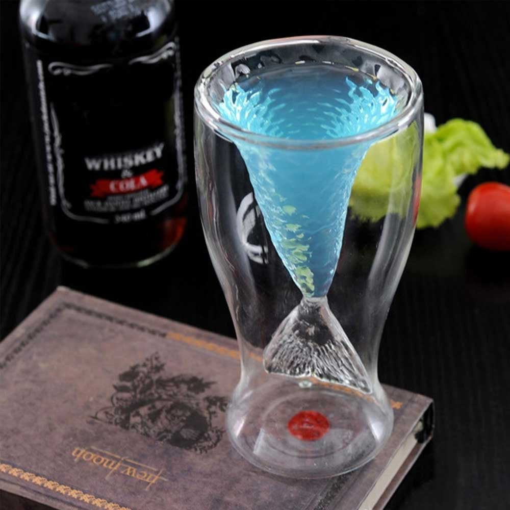 Dagaanbieding - Mermaid glass dagelijkse aanbiedingen