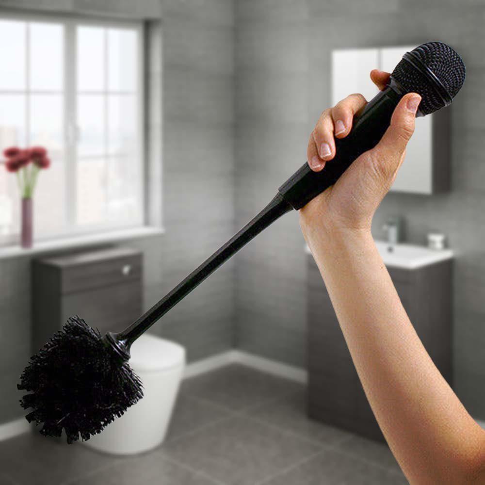 Microfoon WC Borstel