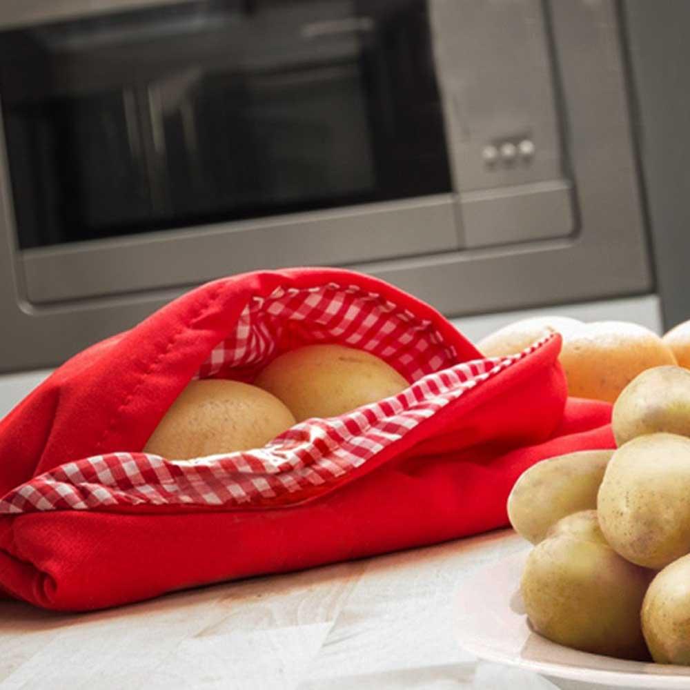 Dagaanbieding - Magnetron Aardappel pofzak dagelijkse aanbiedingen