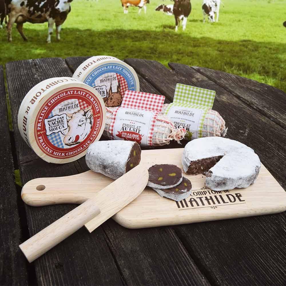 Chocolade Gift Set