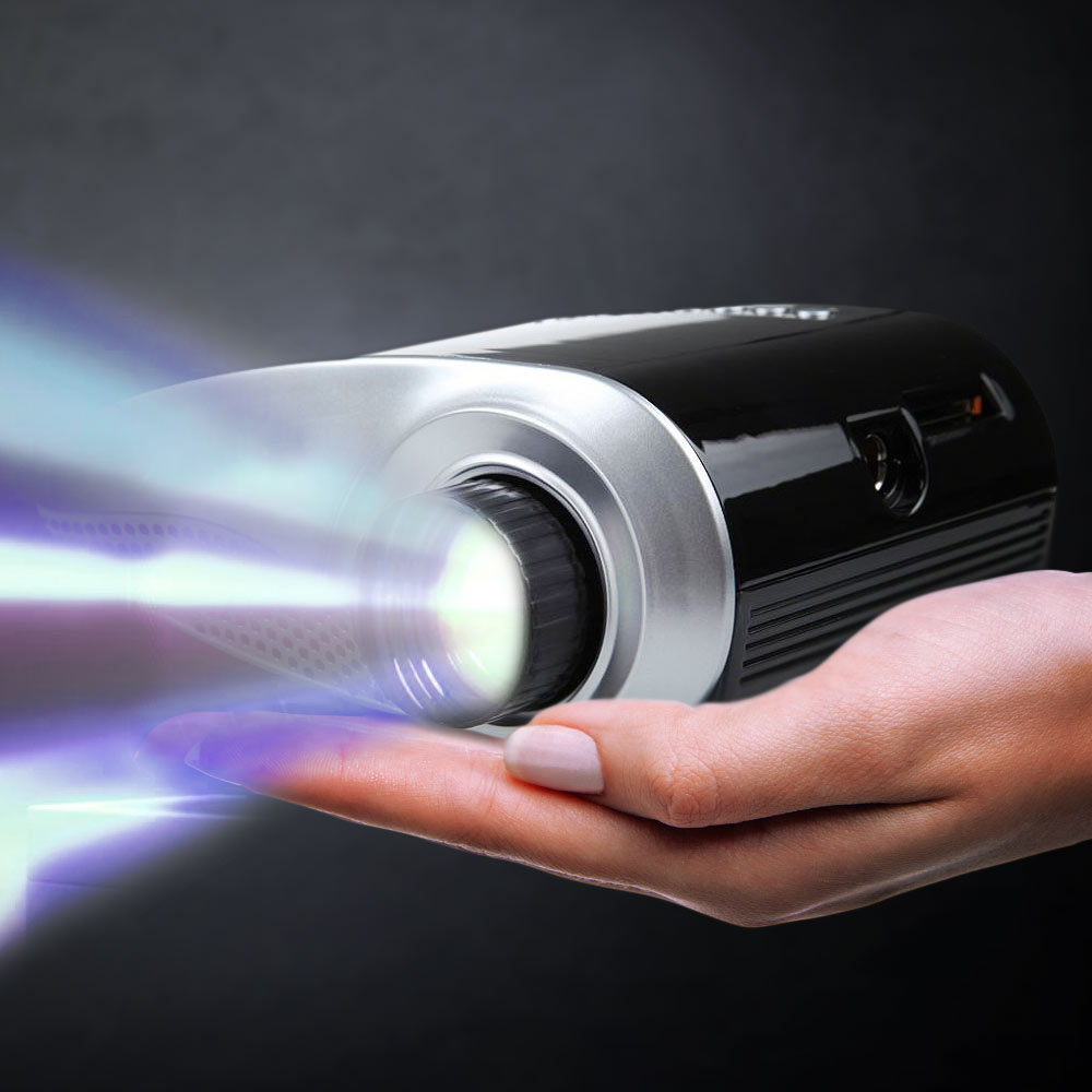 Mini LED Projector | MegaGadgets