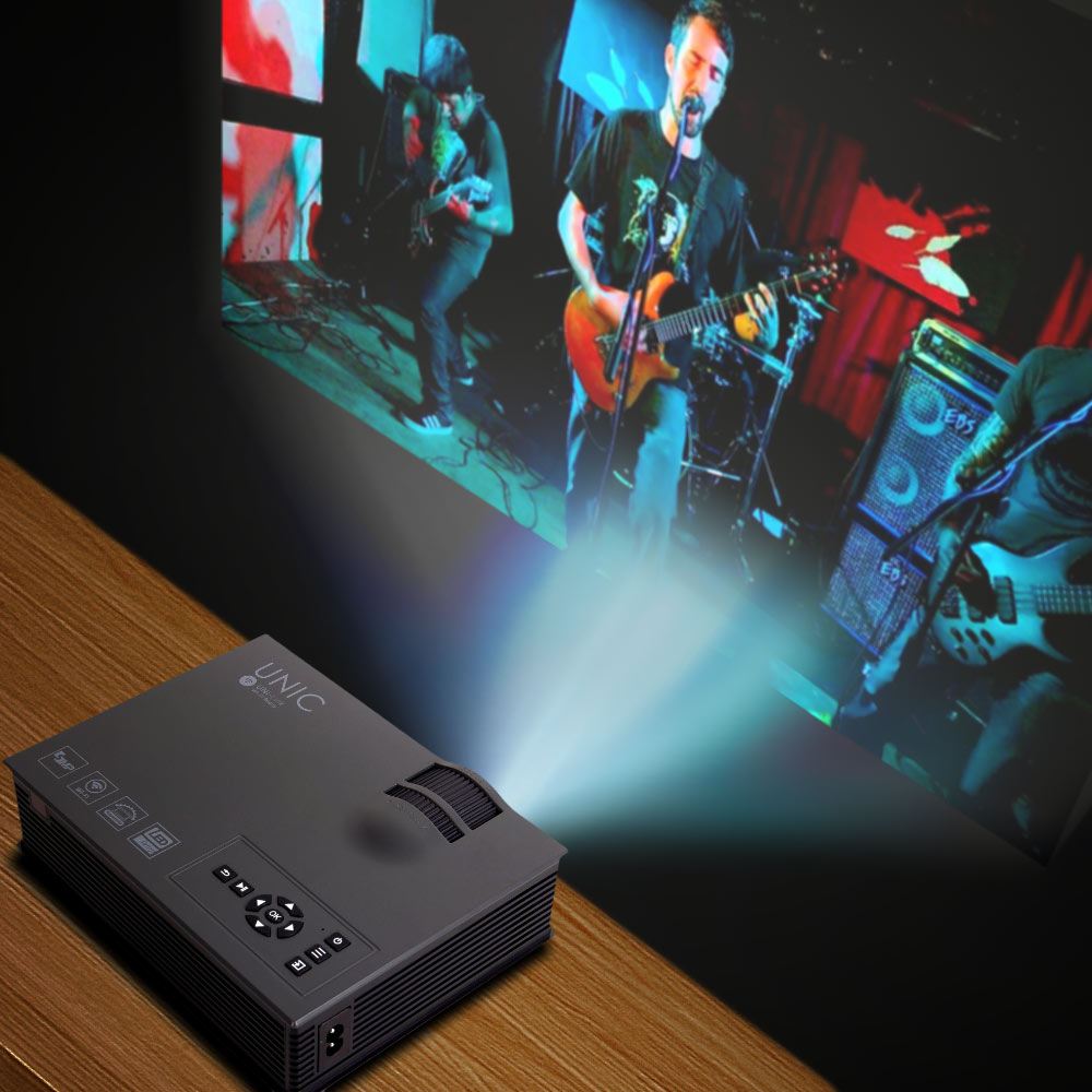 Mini Projector Wifi | MegaGadgets