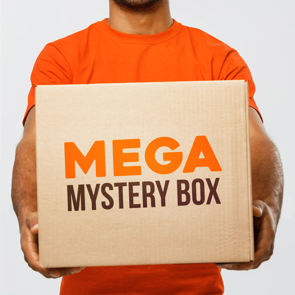 Mega Mystery Box - Medium