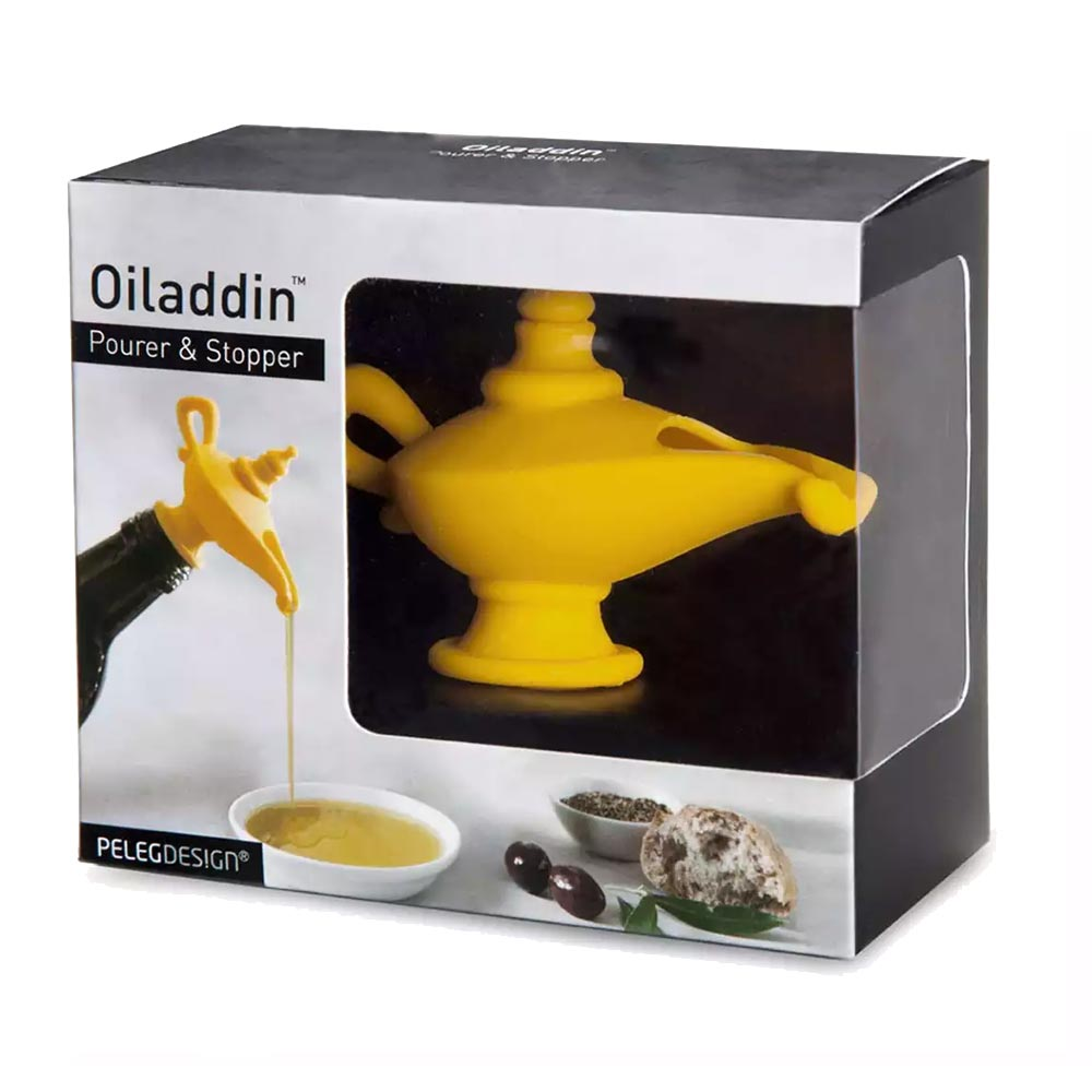 Oiladdin – Olielamp Schenktuit | Megagadgets