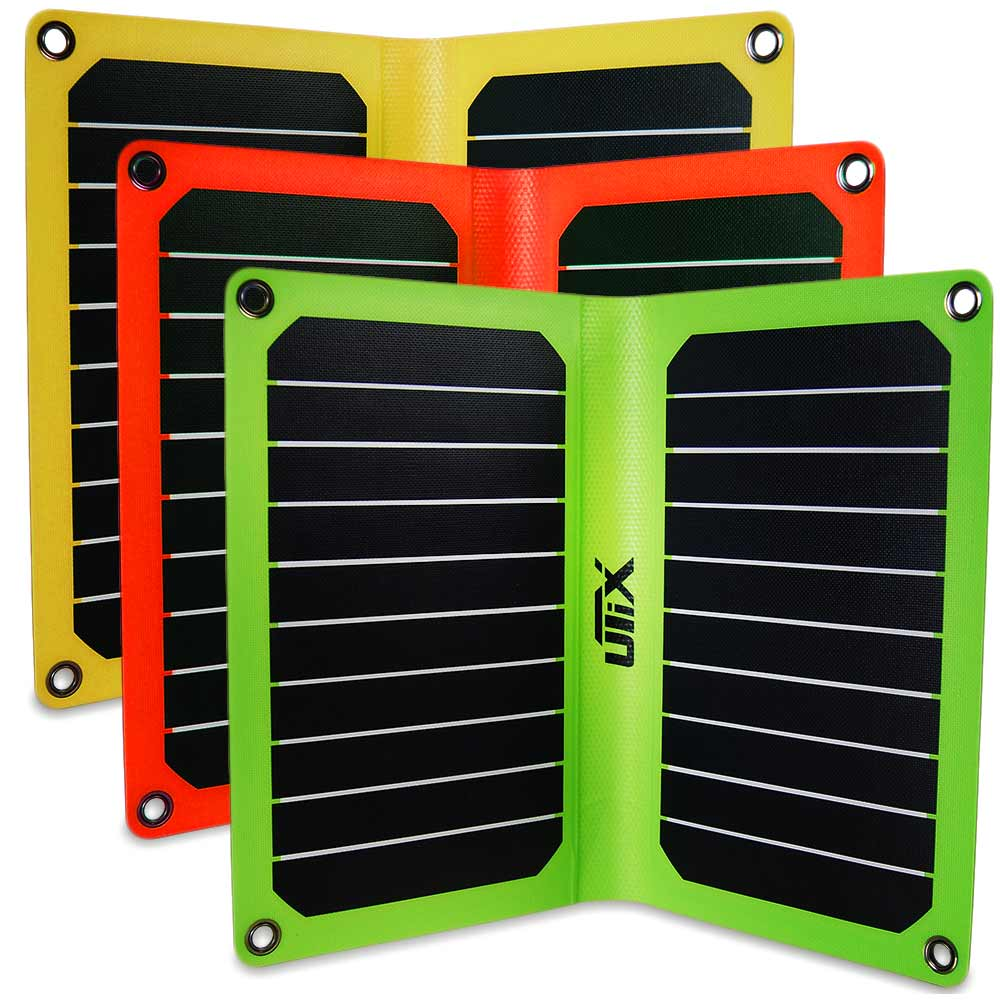 Opvouwbaar zonnepaneel voor € 79,95 | MegaGadgets