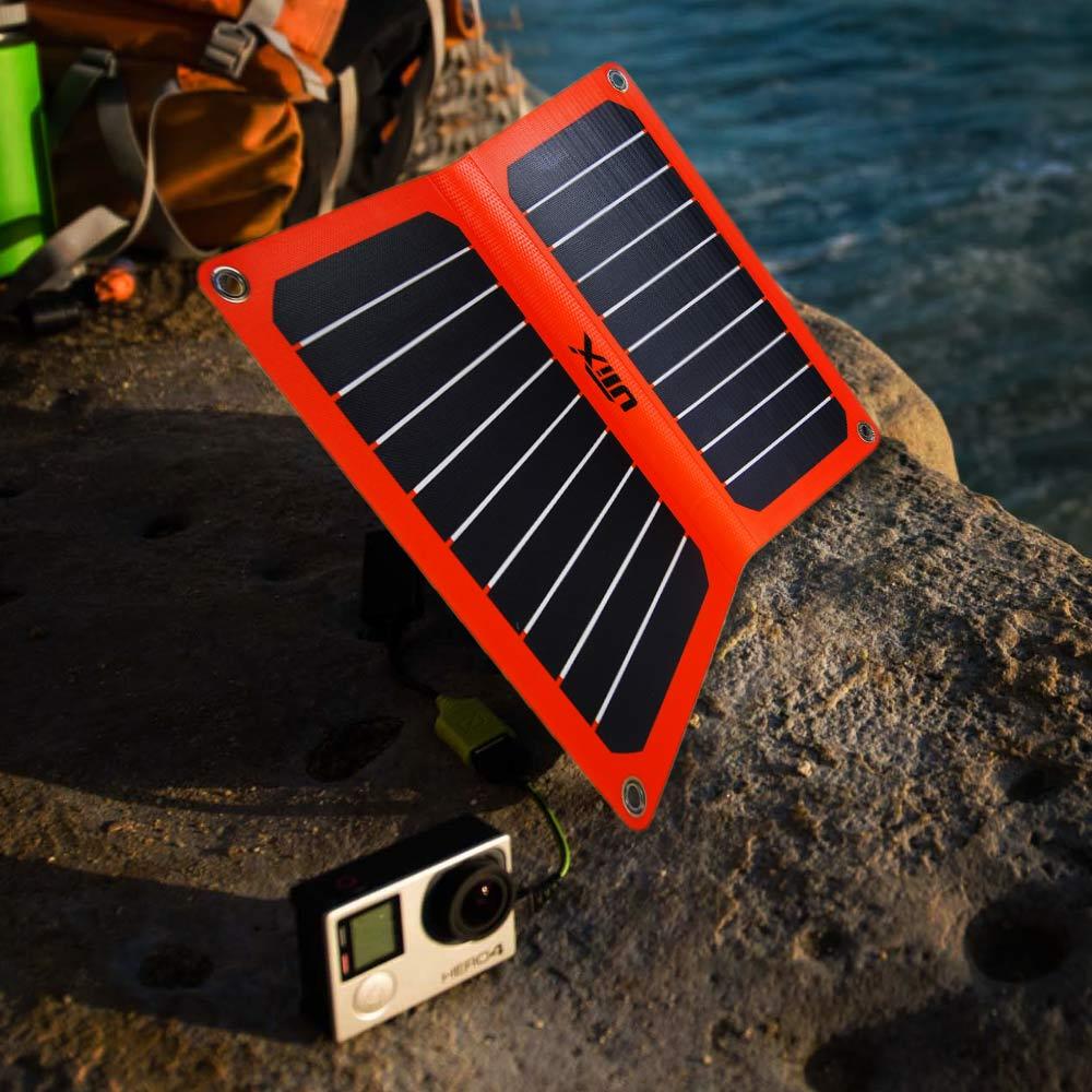 Opvouwbaar zonnepaneel | MegaGadgets