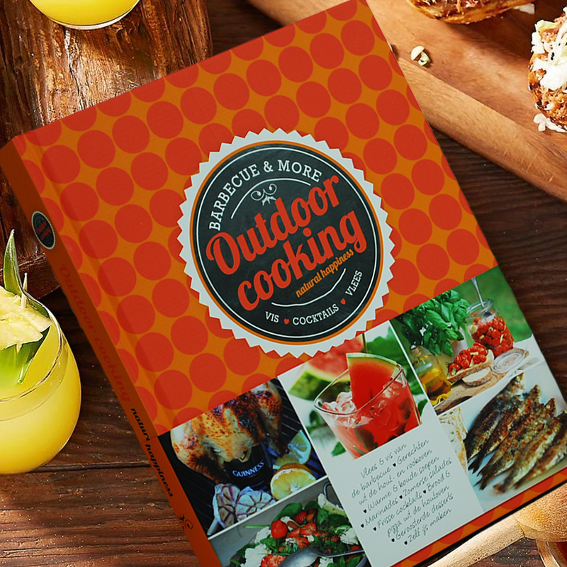 Outdoor Cooking Boek