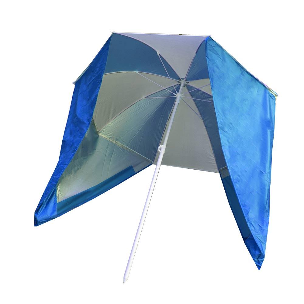 Parasol voor op het strand!