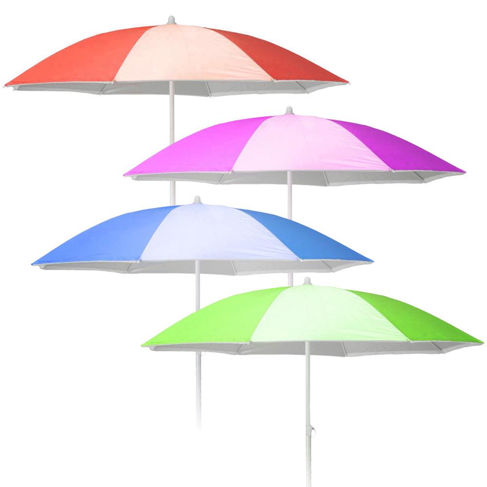 Parasol met Windscherm