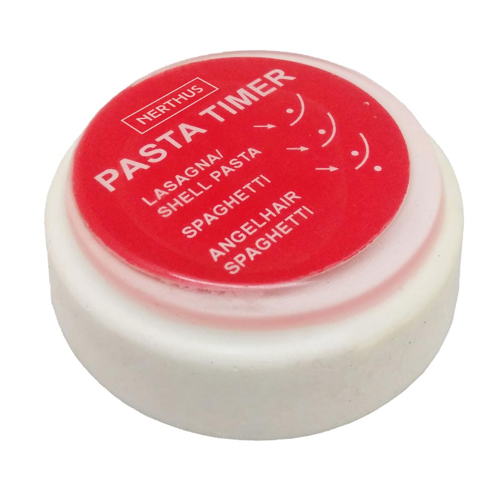 Met de Perfect Pasta Timer is iedereen een professionele pasta chef!