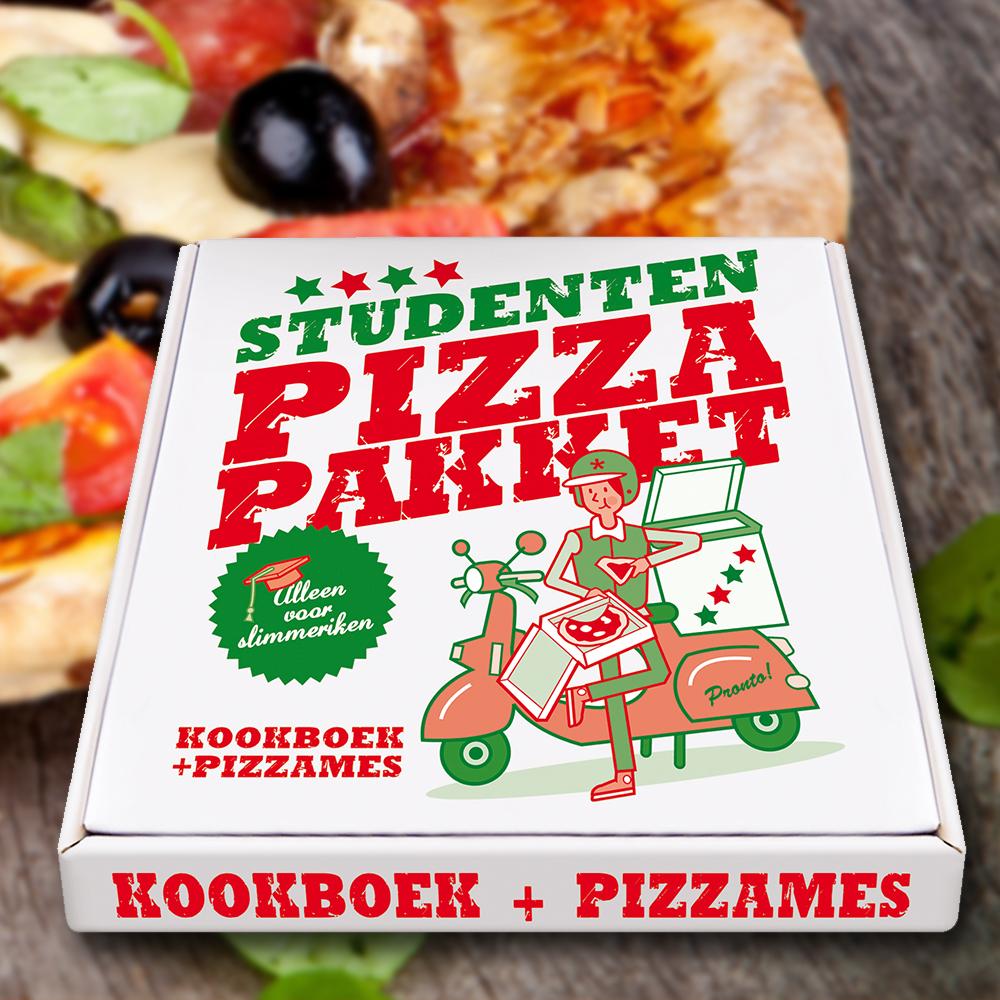 Studenten Pizzapakket