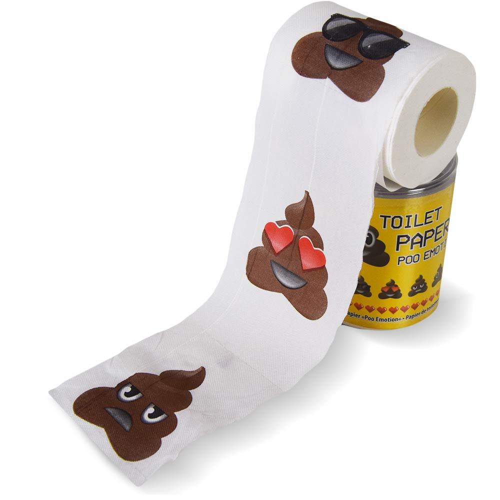 Poo toiletpapier