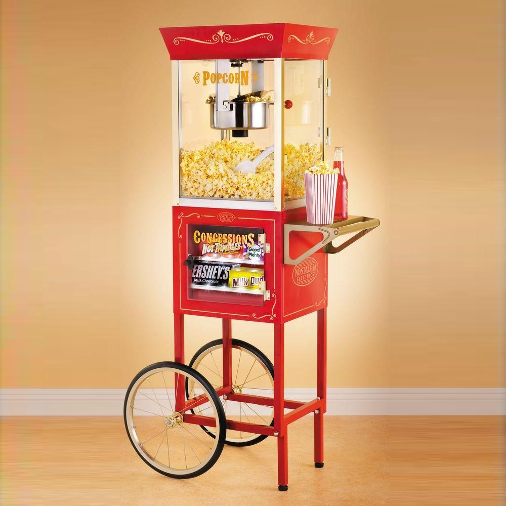 Popcornmachine Retro