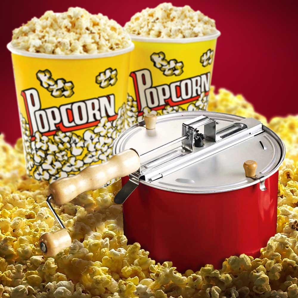 Popcorn pan | MegaGadgets