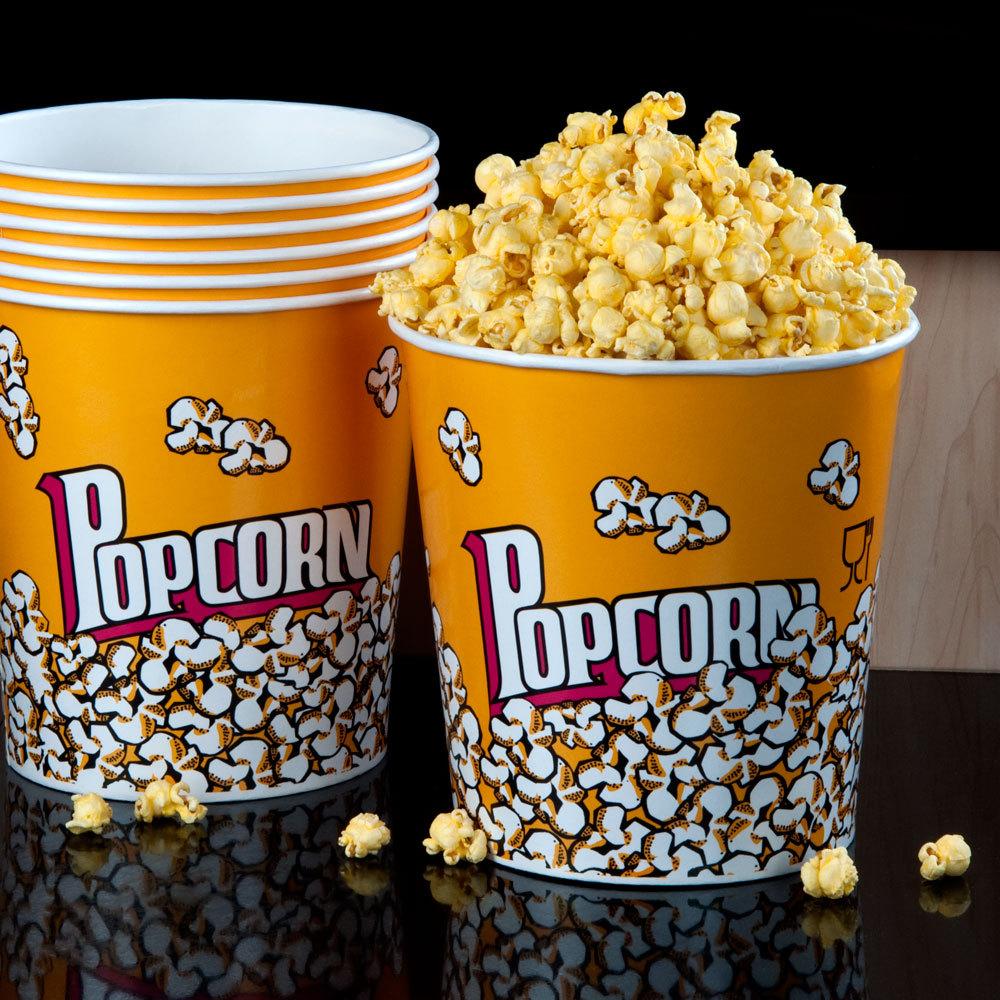 2 Popcorn emmers 3,85L | Megagadgets