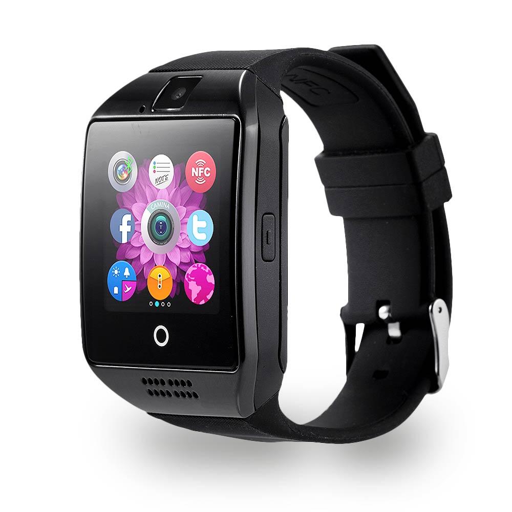 handige smartwatch met camera voor iOS en Android