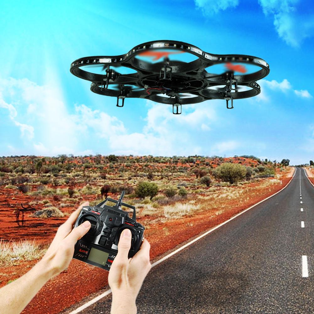 Dagaanbieding - Explorer 108v Hexacopter Drone met Camera dagelijkse aanbiedingen