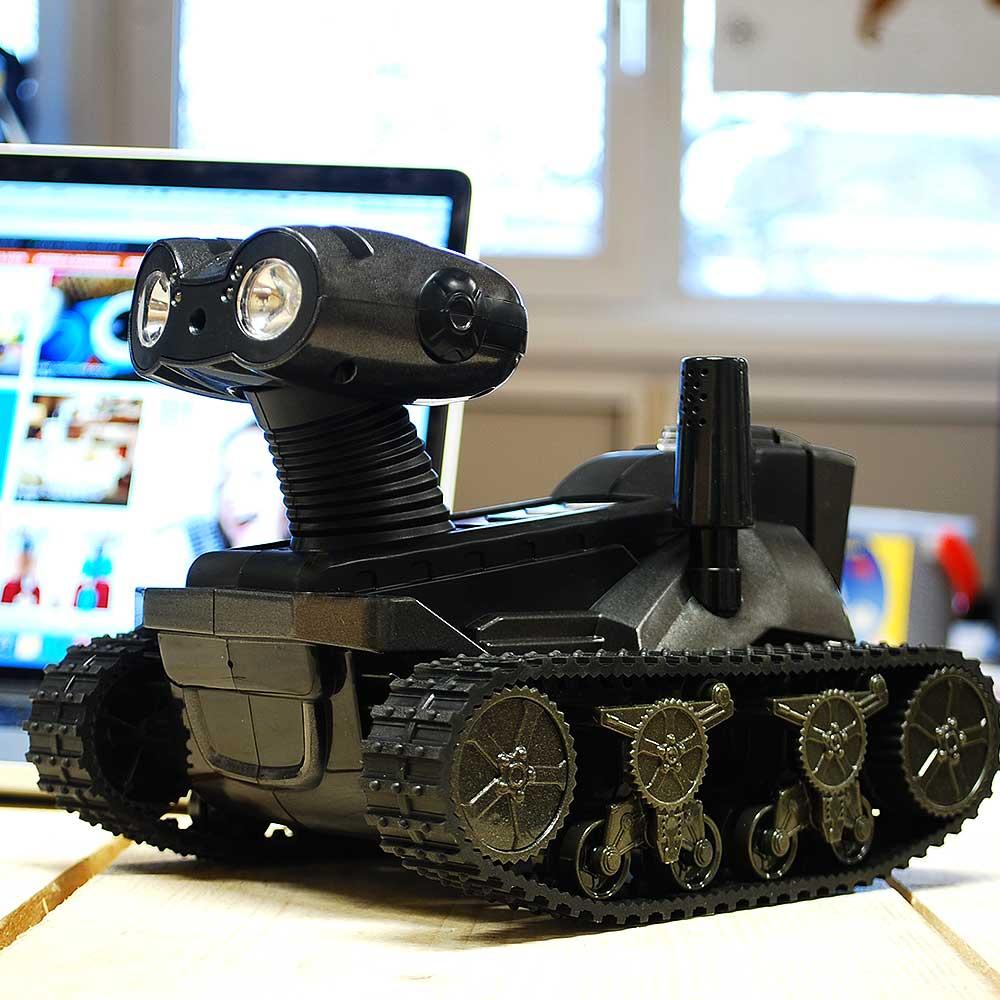 wifi i-Spy Tank | MegaGadgets