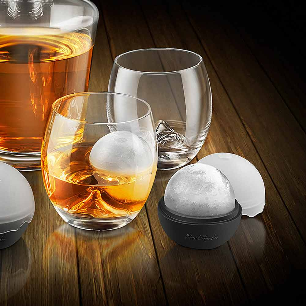 On the Rocks Whiskey Glas