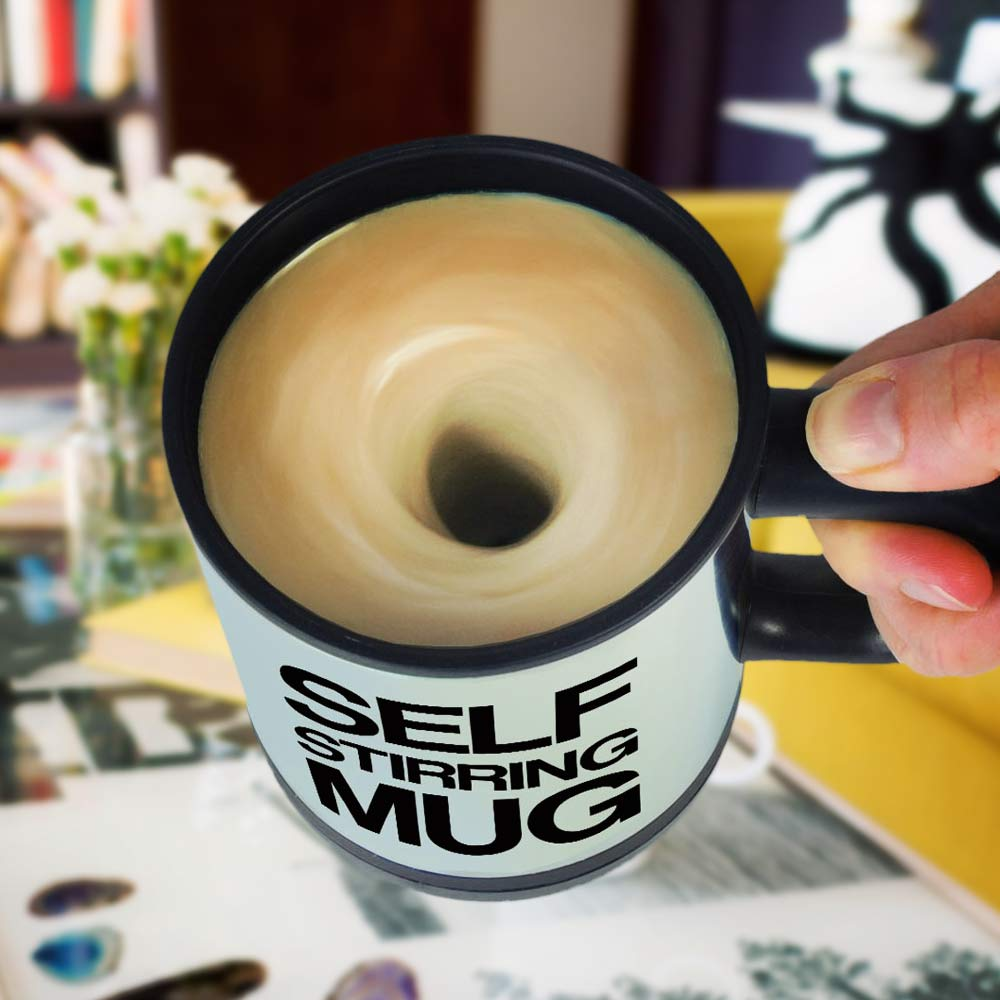 Self Stirring Mug | MegaGadgets