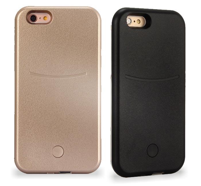 Selfie case - iPhone 6 Gold