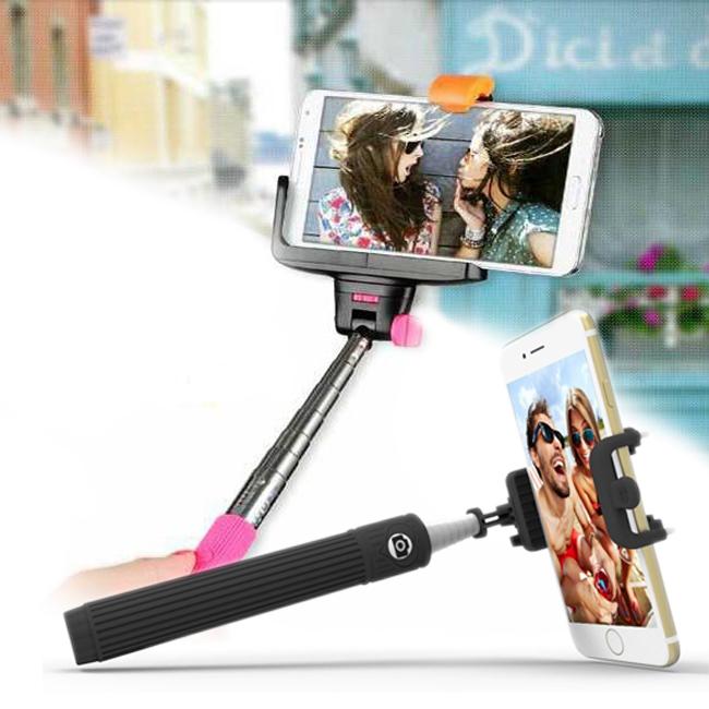 Dagaanbieding - Bluetooth Selfie Stick dagelijkse aanbiedingen