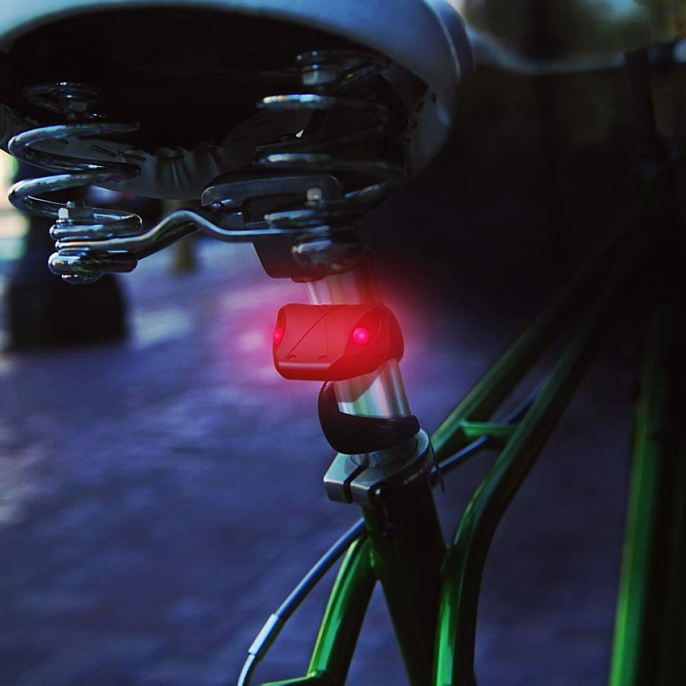 Snake Bike Light