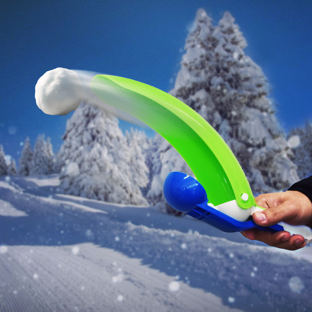 Sneeuwbal Maker