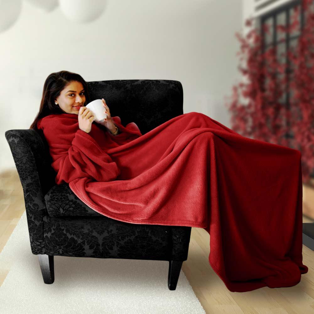 Dagaanbieding - Snuggie Snug Rug deluxe dagelijkse aanbiedingen