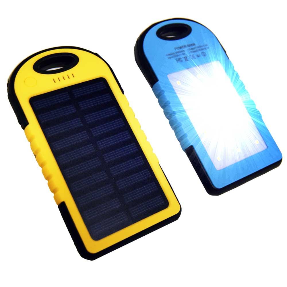draagbare stevige zonne-energie lader