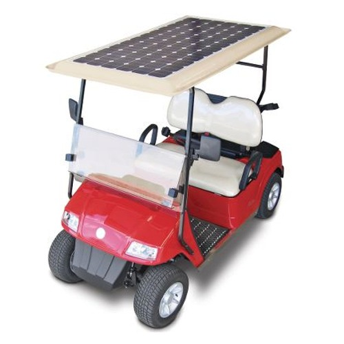 Solar Golf Caddy
