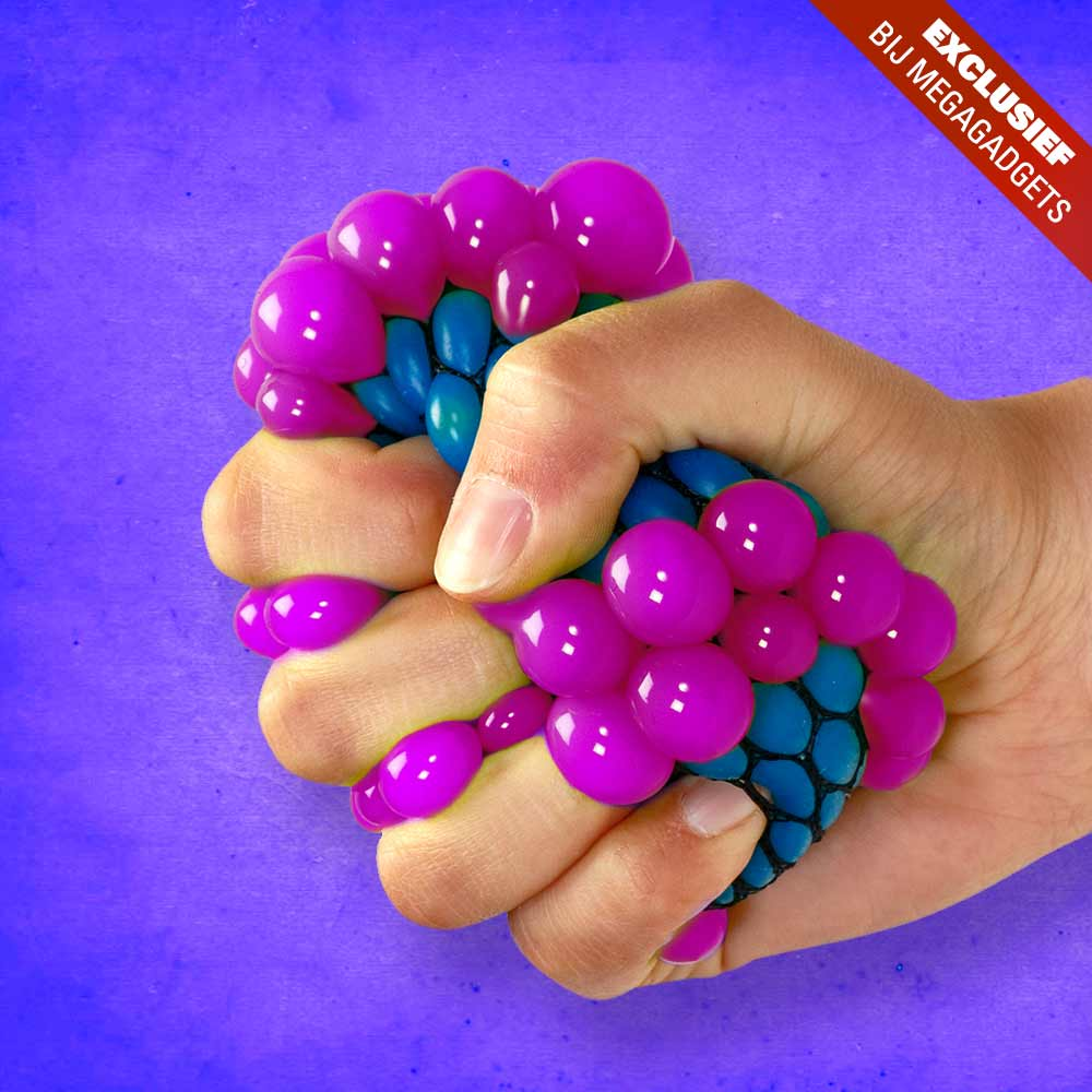 Squishy Mesh Stress ball