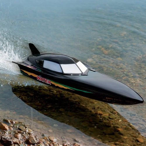 RC Stealth Speedboat