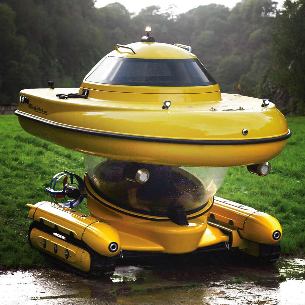Sub-Surface Watercraft