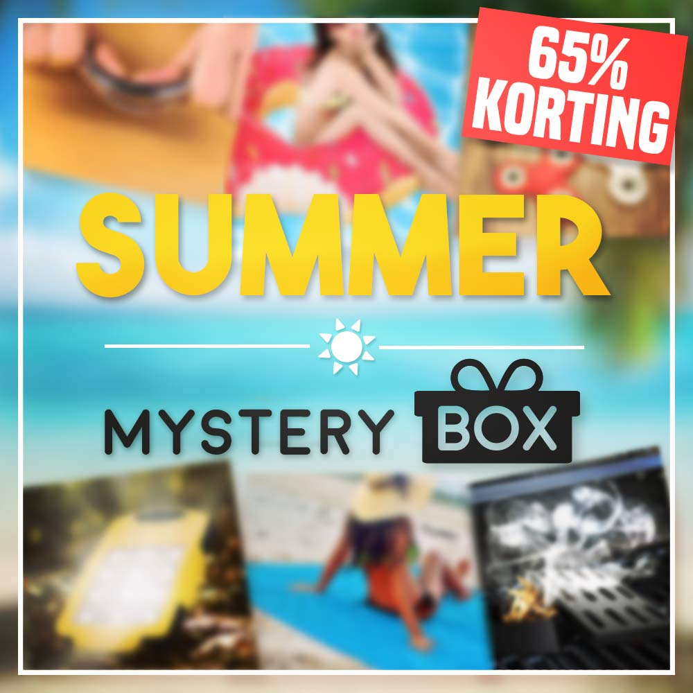 Summer Mystery Box | Megagadgets