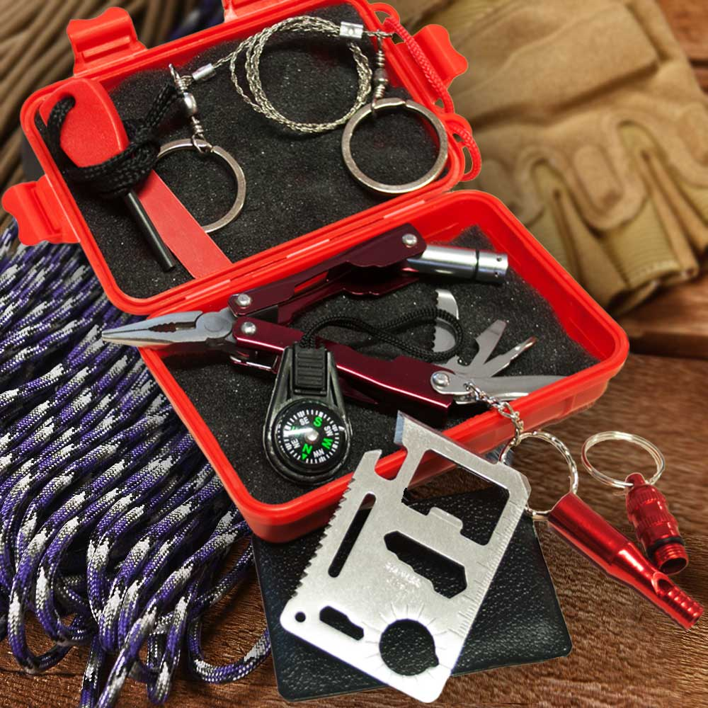 Dagaanbieding - Survival Kit Utix dagelijkse aanbiedingen