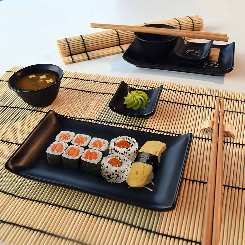 Dagaanbieding - Sushi Set - 2 personen dagelijkse koopjes