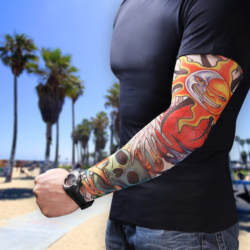 Tattoo Sleeves - Orlando Pirates