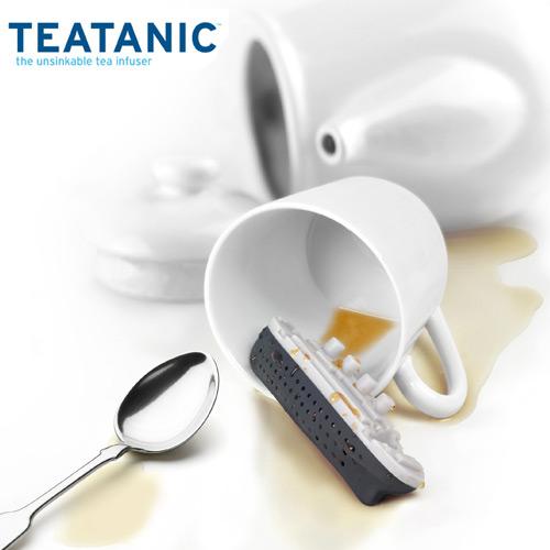 Teatanic Theefilter