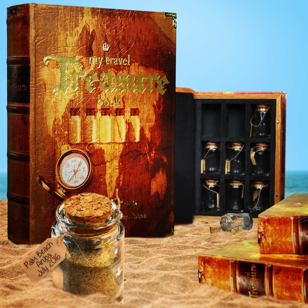The Travel Treasure Book