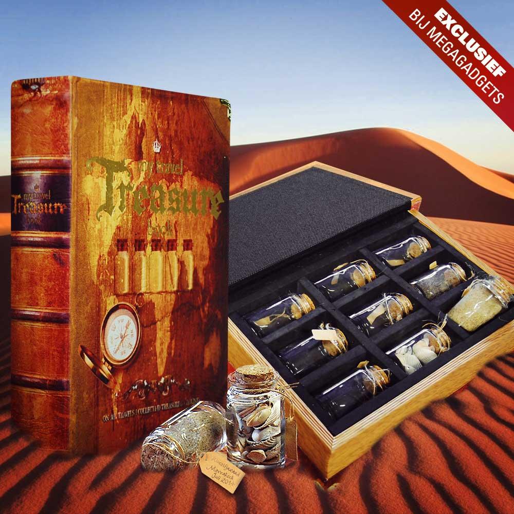 Dagaanbieding - The Travel Treasure Book dagelijkse aanbiedingen