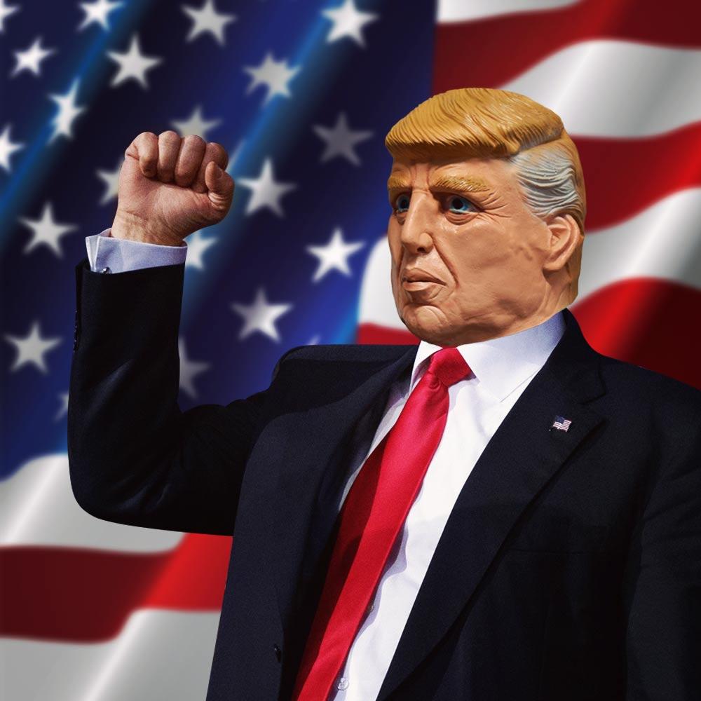 Trump Masker