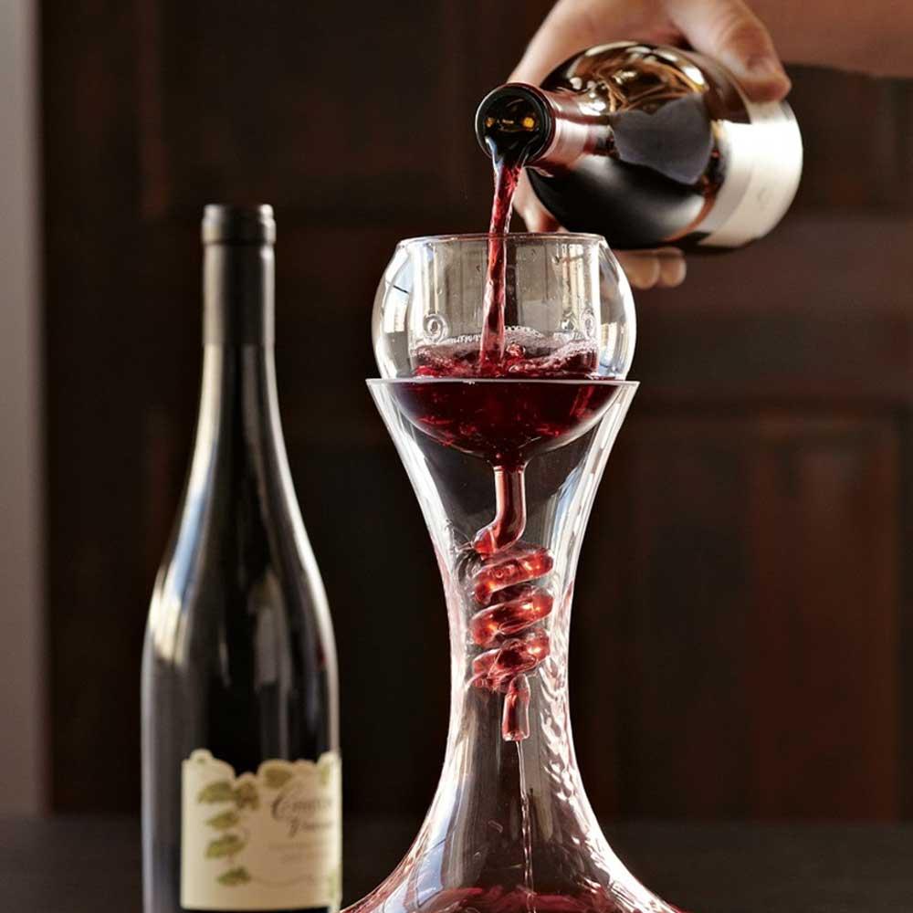 Twister Wijn Aerator | Megagadgets
