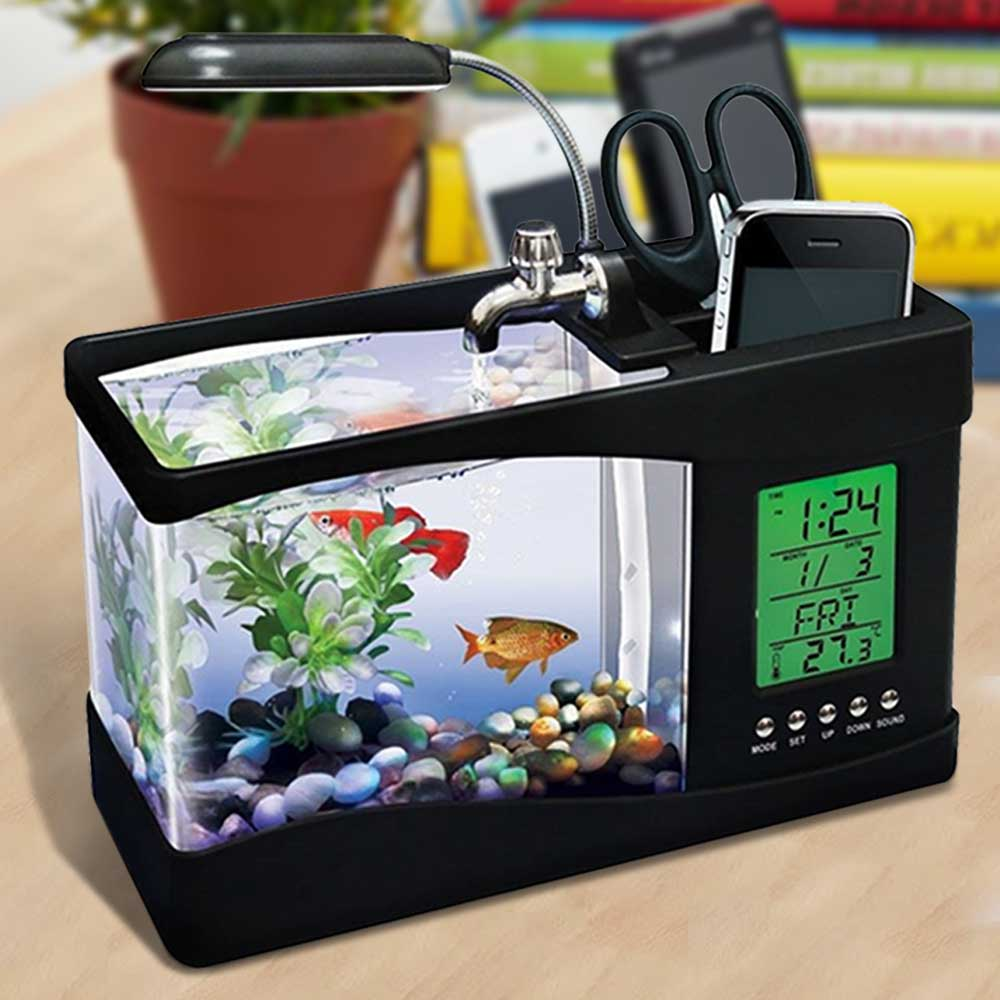 USB Desktop aquarium | Megagadgets