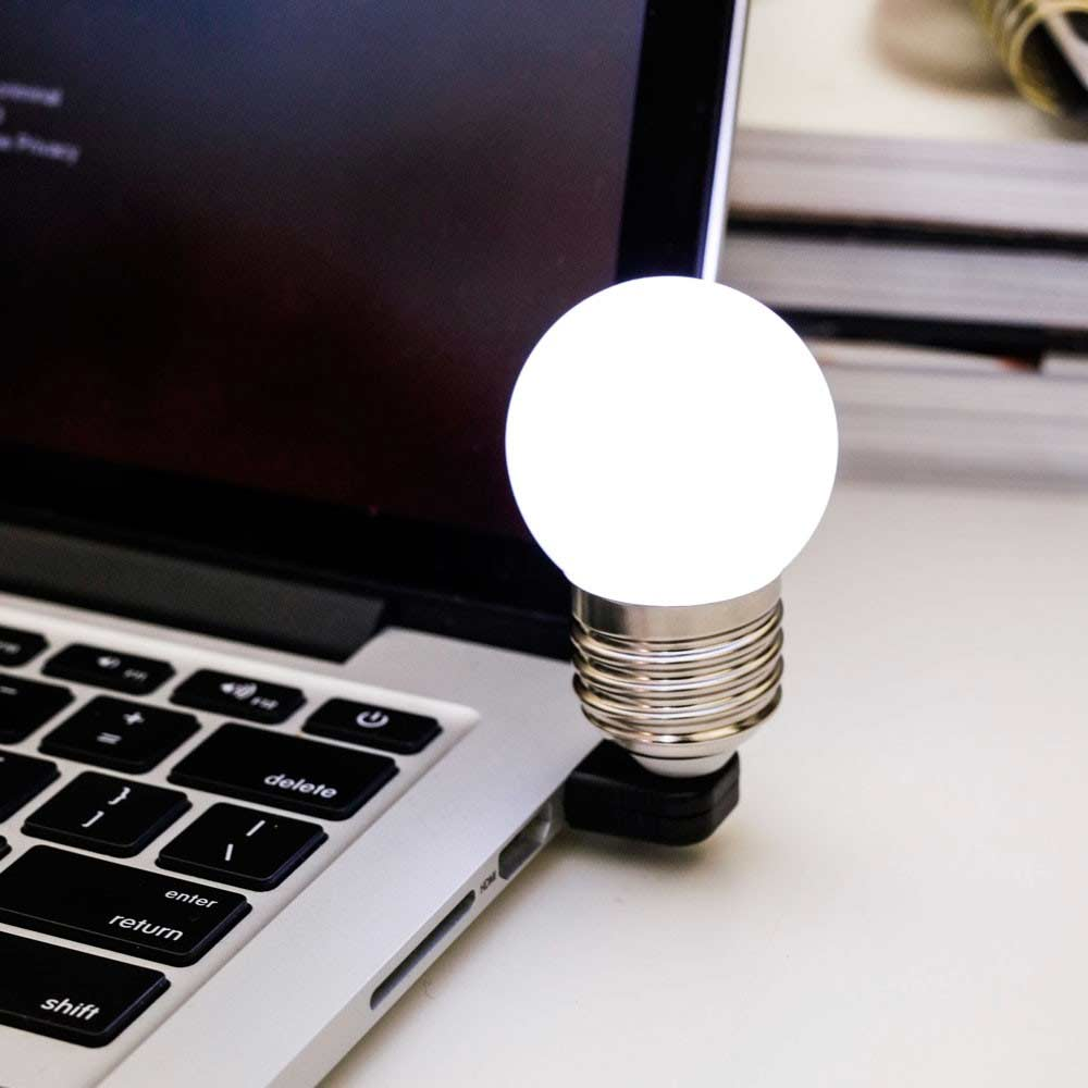 USB Light Bulb | MegaGadgets
