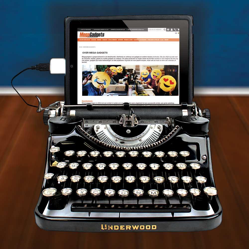 USB Typewriter | MegaGadgets